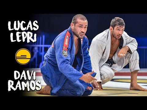 LUCAS LEPRI VS DAVI RAMOS - SEASON 4 PREMIÉRE