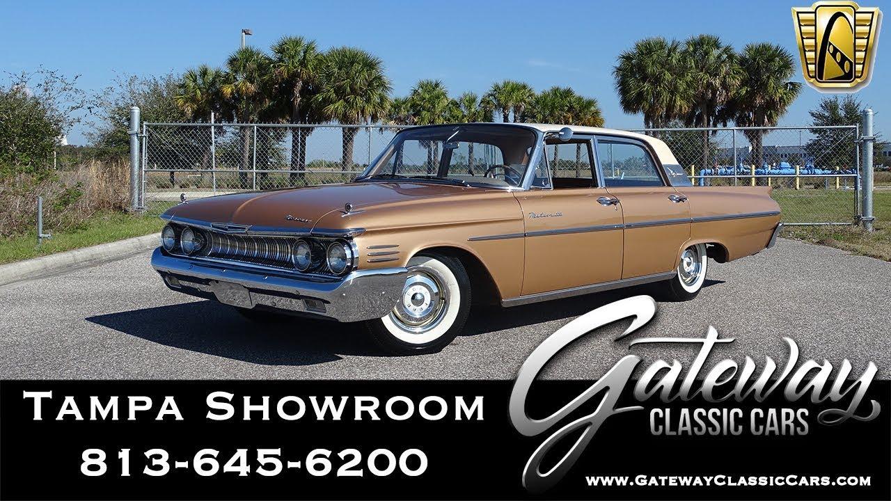 1961 Mercury Meteor 800 - Gateway Classic Cars of Tampa ##1430