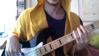 Bjork - Play Dead (Bass Cover)