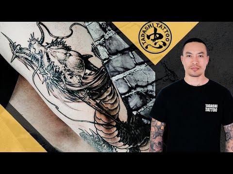 Dragon Tattoo (part 1) | Hình xăm rồng