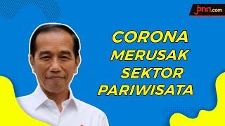 Dampak Corona, Jokowi Beri Diskon Kunjungan Wisata ke Indonesia - JPNN.com