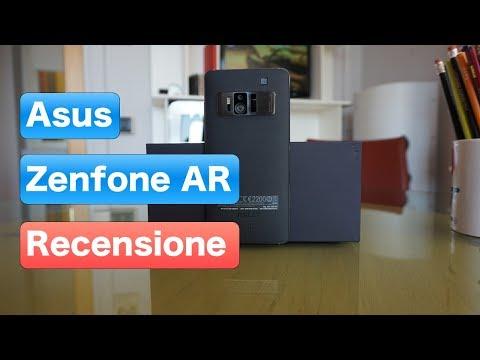 Asus Zenfone AR, il primo smartphone con Project Tango