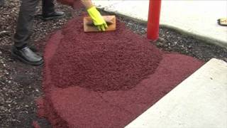 To Lay Rubber Wetpour