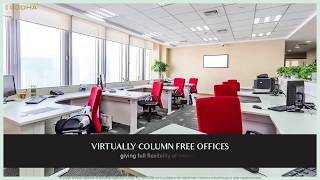 Codename Only The Best, future-ready business offices in Kolshet Road, Thane