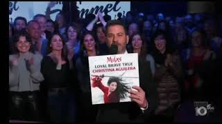 Christina Aguilera - Loyal Brave True (Live)