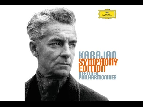 On 38 CDs: Karajan Symphony Edition