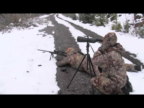 Long Range Hunting - 1,258 Yard Oregon Coyote - Extreme Outer Limits TV