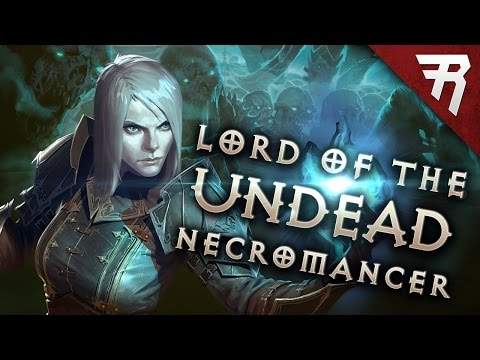 Necromancer Undead Army Pet Build (Diablo 3 2.6 beta guide)