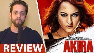 Akira Review by Salil Acharya | Sonakshi Sinha, Anurag Kashyap, Konkana | Full Movie Rating