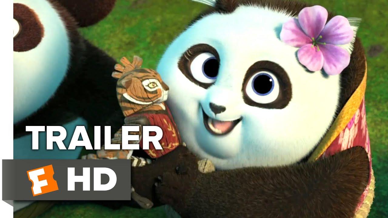 Kung Fu Panda 3 TRAILER 2 2016