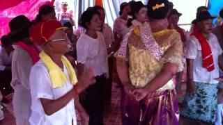 wedding ceremony nearly arain village siem reap province