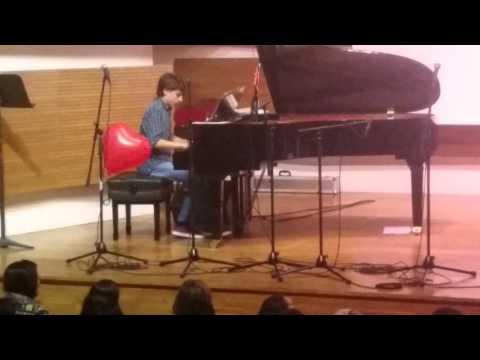 Piano David rosh haayin Feb 2016