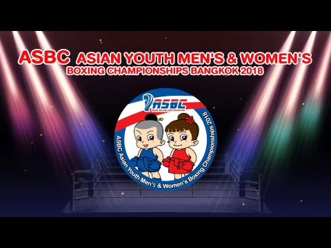 [RING A] ASBC Asian Youth Men's & Women's Boxing Championships 2018 DAY5
