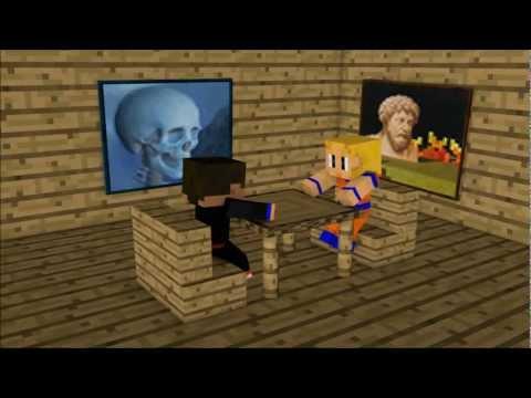 Bref, J'ai Parodié Minecraft - Episode 1 (Spécial 200 Abonnés)