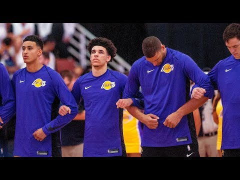 Download Youtube: 5 Thoughts Surrounding the Los Angeles Lakers Preseason Game 1 vs. Timberwolves