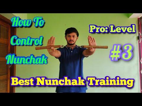Best Nunchak Training | How To Control Nunchak | Nunchak Training Tutorial  | നഞ്ചക് ട്രെയിനിങ്