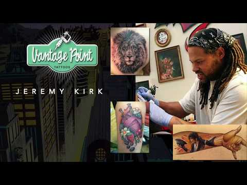 Welcome to Vantage Point Tattoo -- Milwaukee's Premier Tattoo Shop!