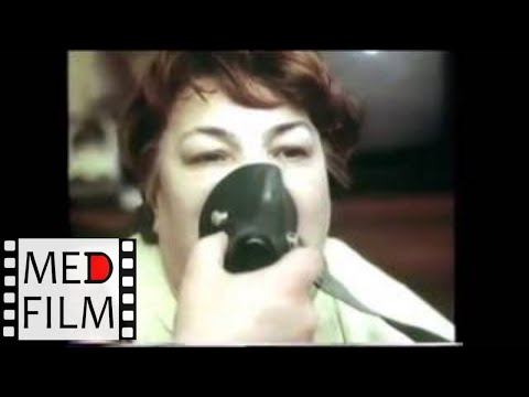Бронхиальная астма. УДУШЬЕ. Бронхоспазм. Приступ астмы © Bronchial Asthma, Respiratory Distress