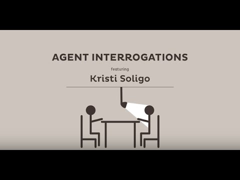 Agent Interrogations - with Kristi Soligo