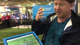 A Closer Look at the NFLs Surface Pro