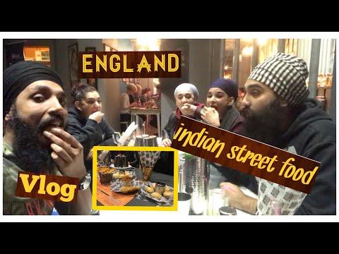 TUK TUK | AMAZING Indian Street Food In UK | Tasting | Vlog