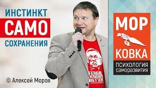 Алексей Моров - Инстинкт Самосохранения