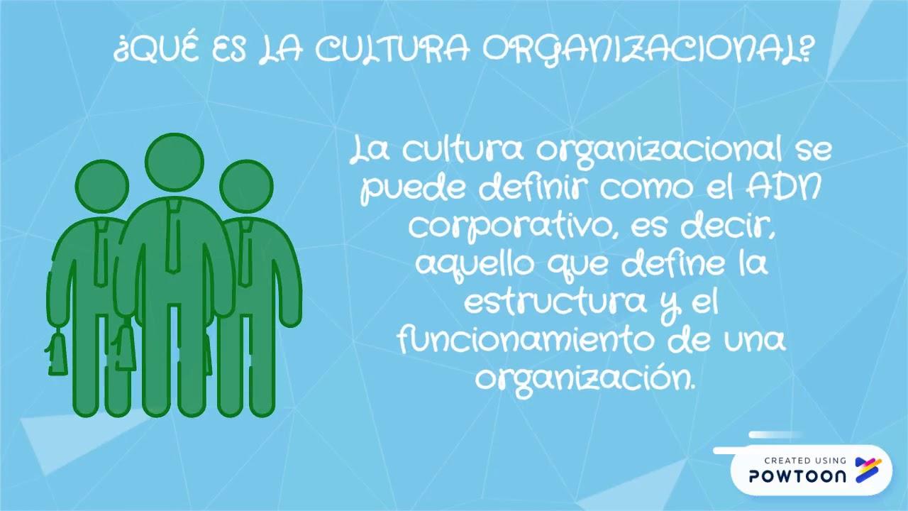 Importancia De La Cultura Organizacional