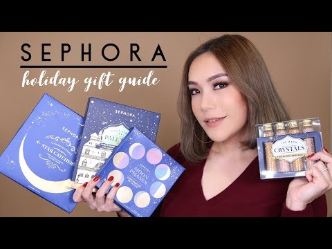 DAILYCHERIE : SEPHORA COLLECTION HOLIDAY GIFT GUIDE - วันที่ 04 Dec 2018