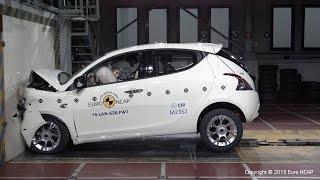 Lancia Ypsilon Ecochic Methane 2013 Videos