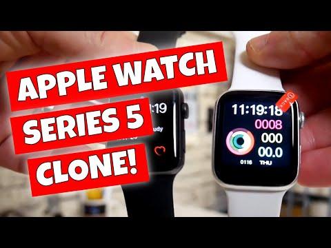 Apple Watch Series 5 Clone With Lifetime Warranty