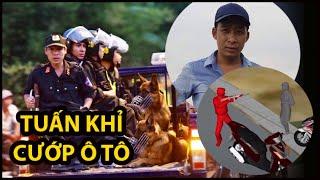 500 cán bộ công an căng thẳng siết chặt Tuấn Khỉ - nghi phạm Củ Chi khi trời sập tối | QUỐC CHIẾN TV