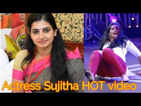 Download Serial Actress Sujitha in HOT Leggings  🔥 #DesiAuntyofficial