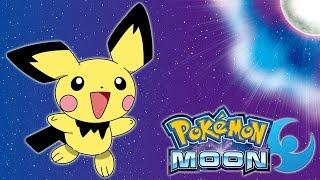 Pokemon: Moon - I found A Pichu!