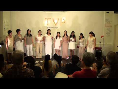 The Vochale Project - Ooh La La Tropika by Francissca Peter (Cover)