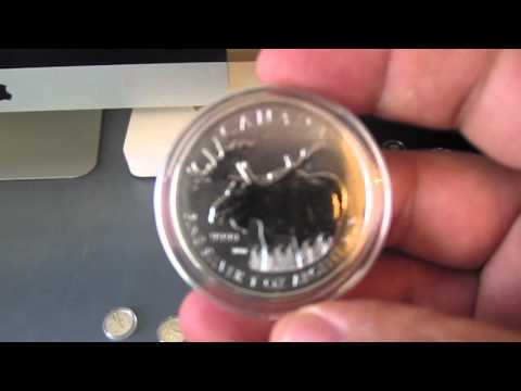 Smallest gold coin collection/New Silver Bullion