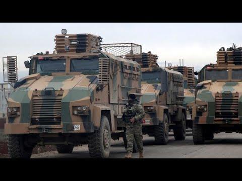 سوريا: مصرع جنديين تركيين وجرح اثنين إثر ضربة جوية في إدلب  - نشر قبل 3 ساعة