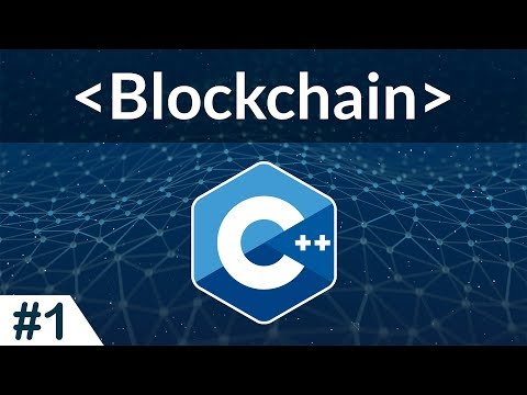 Cryptocurrency (Bitcoin, Ethereum, Ripple) Blockchain In 30 Minutes In C++! (Part 1)
