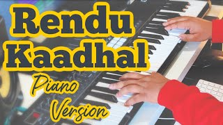 Rendu Kaadhal Piano Version (Cover)   Kaathuvaakula Rendu Kaadhal   Anirudh   Vignesh Shivan