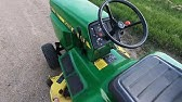Cushman Front Line Mower 898807: Part 3 - YouTube