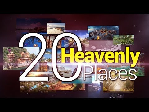 20 heavenly places in the world - Just like heaven - Most Beautiful Places on Earth