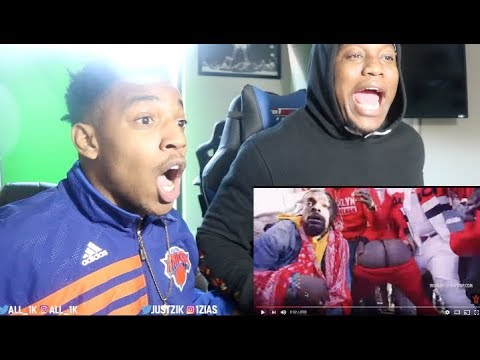 "6IX9INE Feat. Fetty Wap & A Boogie ""KEKE"" (WSHH Exclusive - Official Music Video)- REACTION"