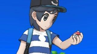 Pokémon Sol Luna DEMO - PARTE 1