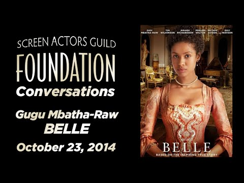 Conversations with Gugu Mbatha-Raw of Belle