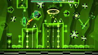 Geometry Dash Sublime by DWShin and Goose [Very Easy Demon]