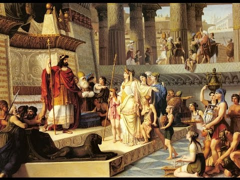 History Channel Documentary   -  King Solomon And The Queen Of Sheba