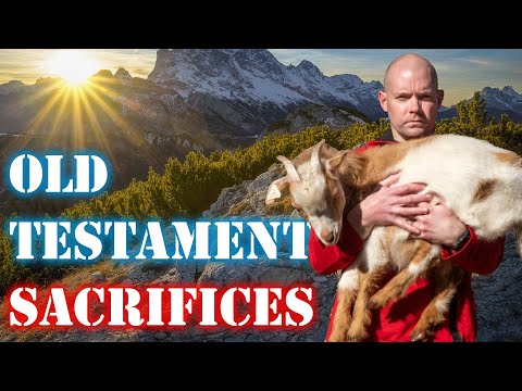 Why Did God Require Animal Sacrifices - You Have To Hear This!