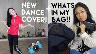 New Dance Cover ++ What's In My Bag?!! // Andree Bonifacio