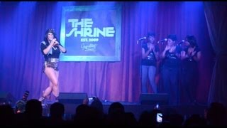 "CeCe Peniston Performs ""We Got A Love Thang"" & ""He Loves Me 2"" At The Shrine Chicago"