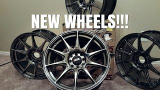 Unboxing My New XXR 527 Wheels In Chromium Black! Must Watch: Things You Should Know Before You Buy!