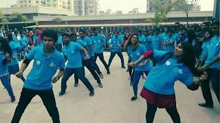 Debo toke Debo Sholoana | Tikatoli | O Bondhu Lal Golapi | AIUB CS 14-2 FLASH MOB DANCE & RAG | AIUB